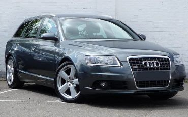 Авто, Audi A6