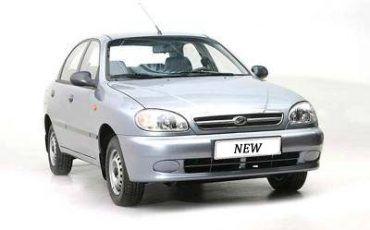 Авто, Daewoo Sens