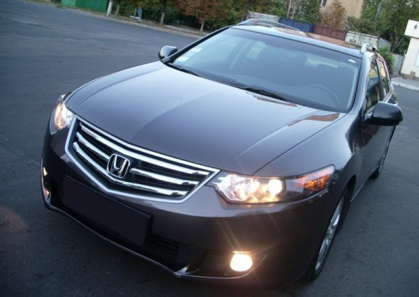 Автомобиль, Honda Accord