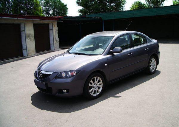 Автомобиль, Mazda 3 Dark Grey