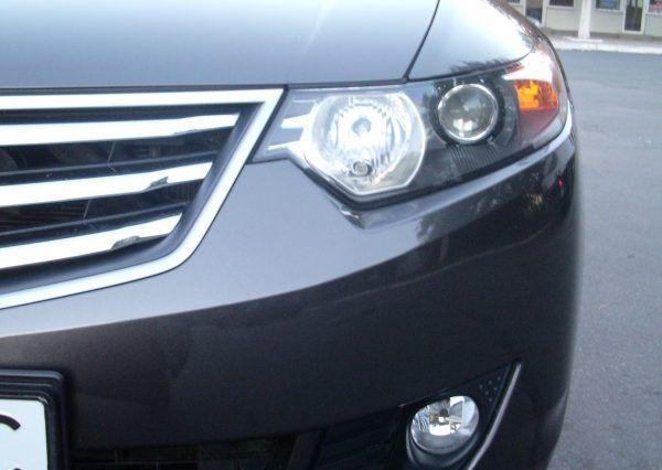 Автомобиль, Honda Accord, фара, бампер